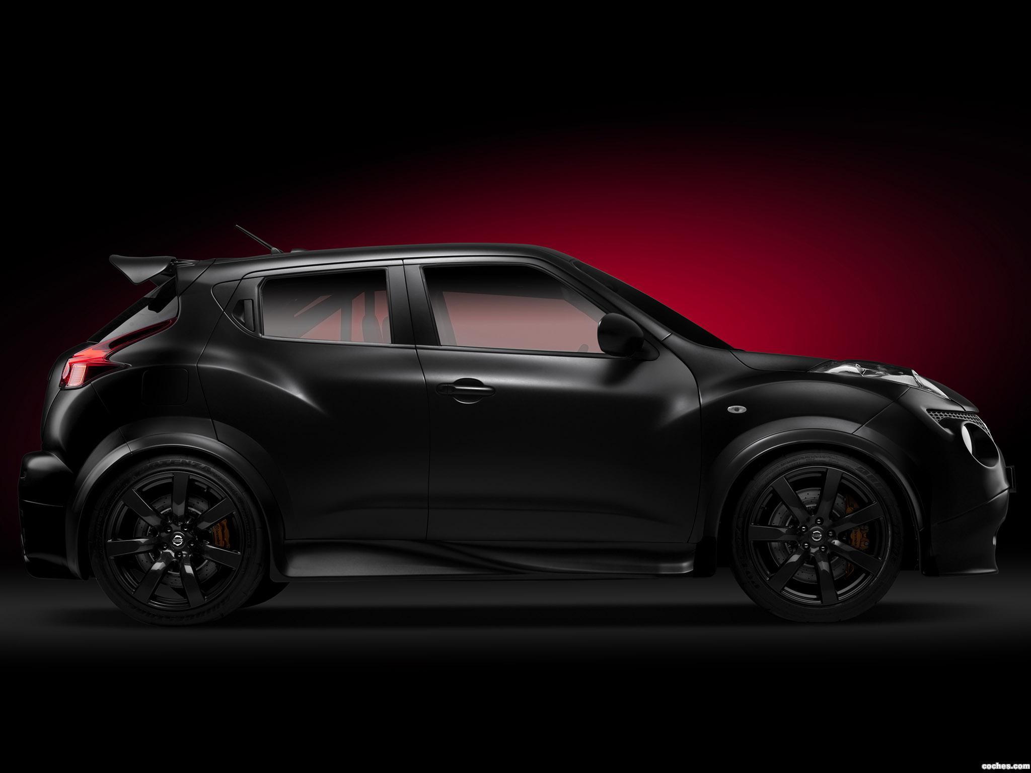 Foto 1 de Nissan Juke R 2011