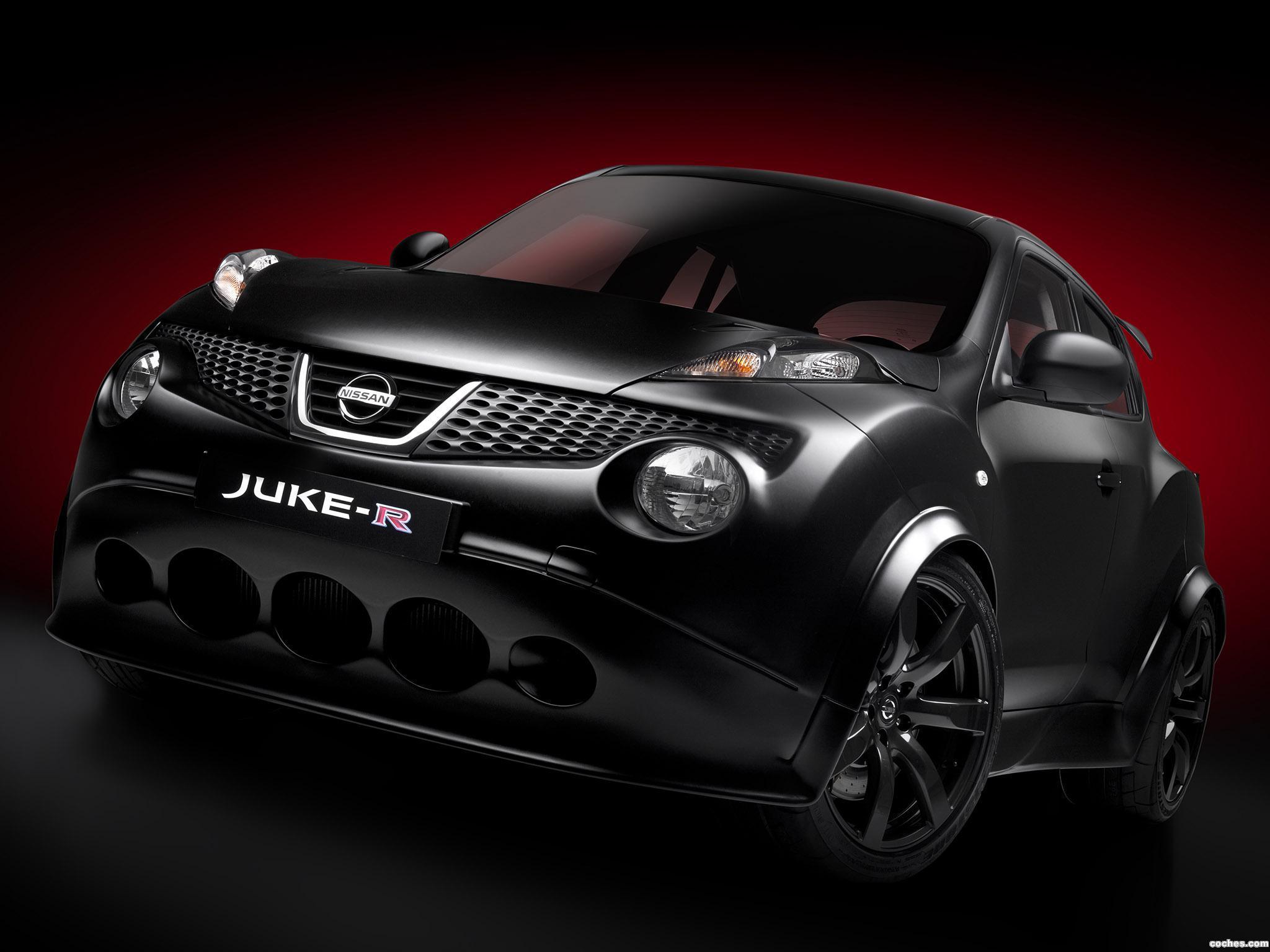 Foto 0 de Nissan Juke R 2011