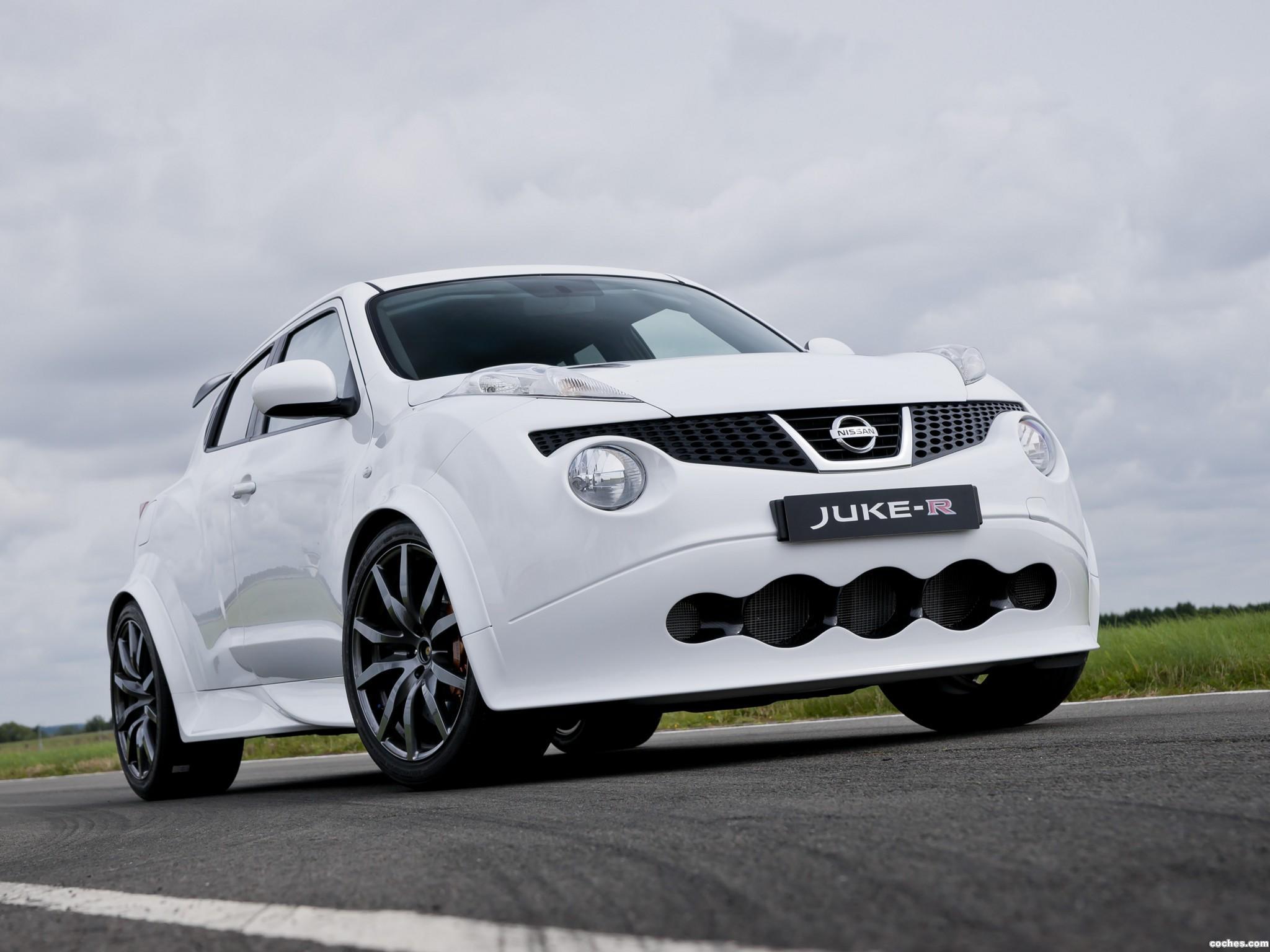 Foto 0 de Nissan Juke R 2012