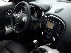 Ver foto 8 de Nissan Juke Shiro 2012