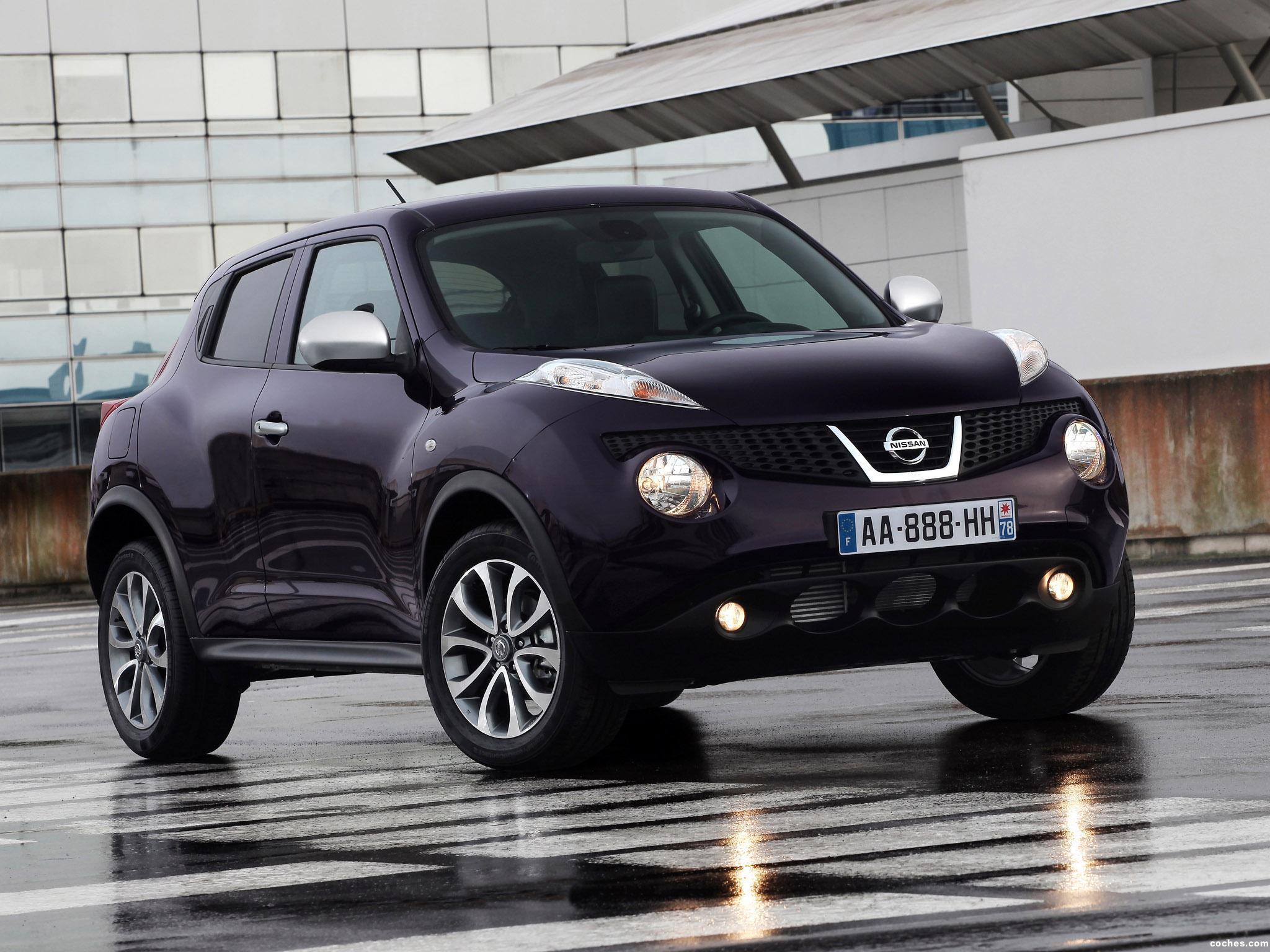 Foto 0 de Nissan Juke Shiro 2012