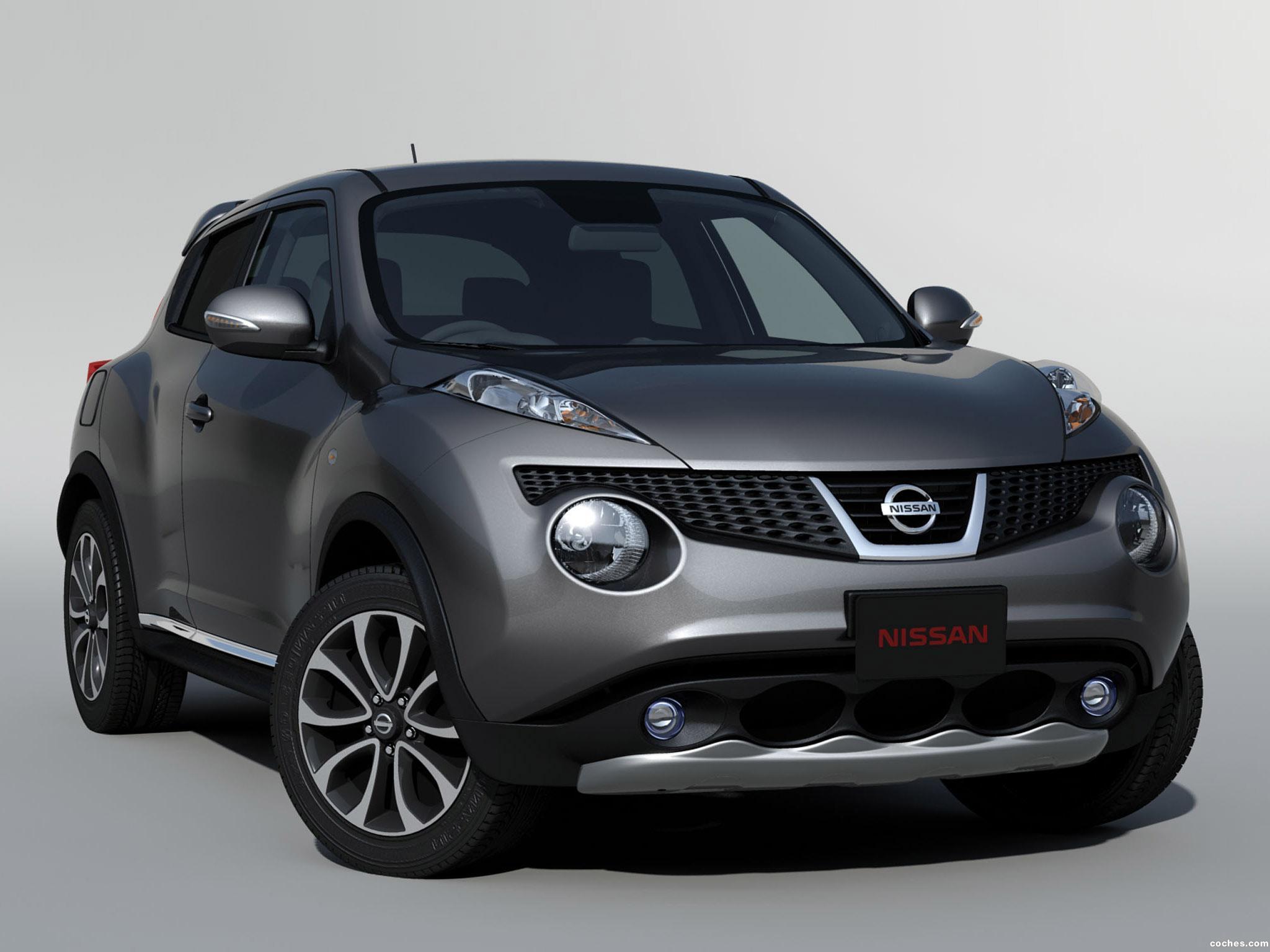 Foto 0 de Nissan Juke Sports Package 2011