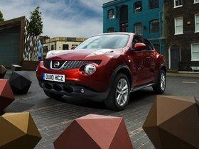 Ver foto 8 de Nissan Juke UK 2010