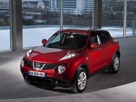 Ver foto 2 de Nissan Juke UK 2010