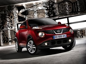 Fotos de Nissan Juke UK 2010