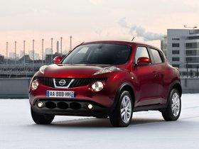 Ver foto 14 de Nissan Juke UK 2010