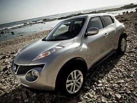 Ver foto 1 de Nissan Juke USA 2010