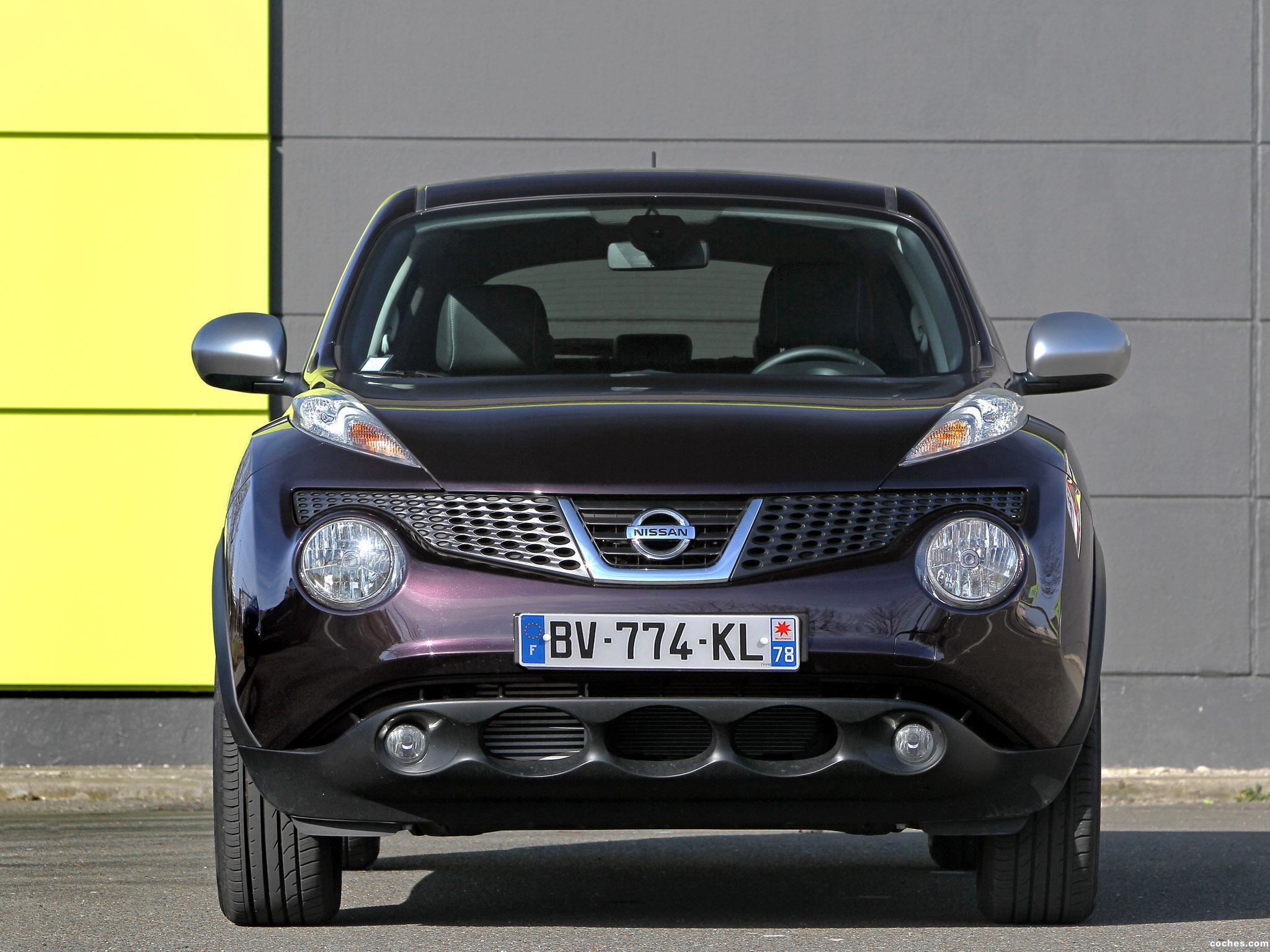 Foto 0 de Nissan Juke Urban Premium 2012