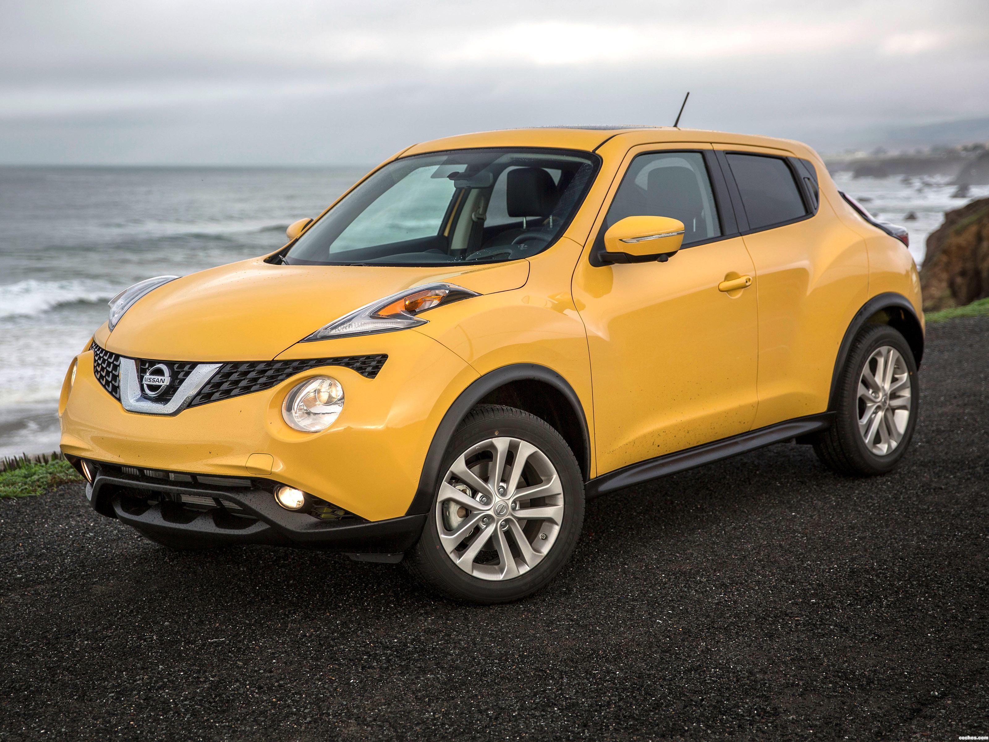 Foto 0 de Nissan Juke YF15 USA 2014