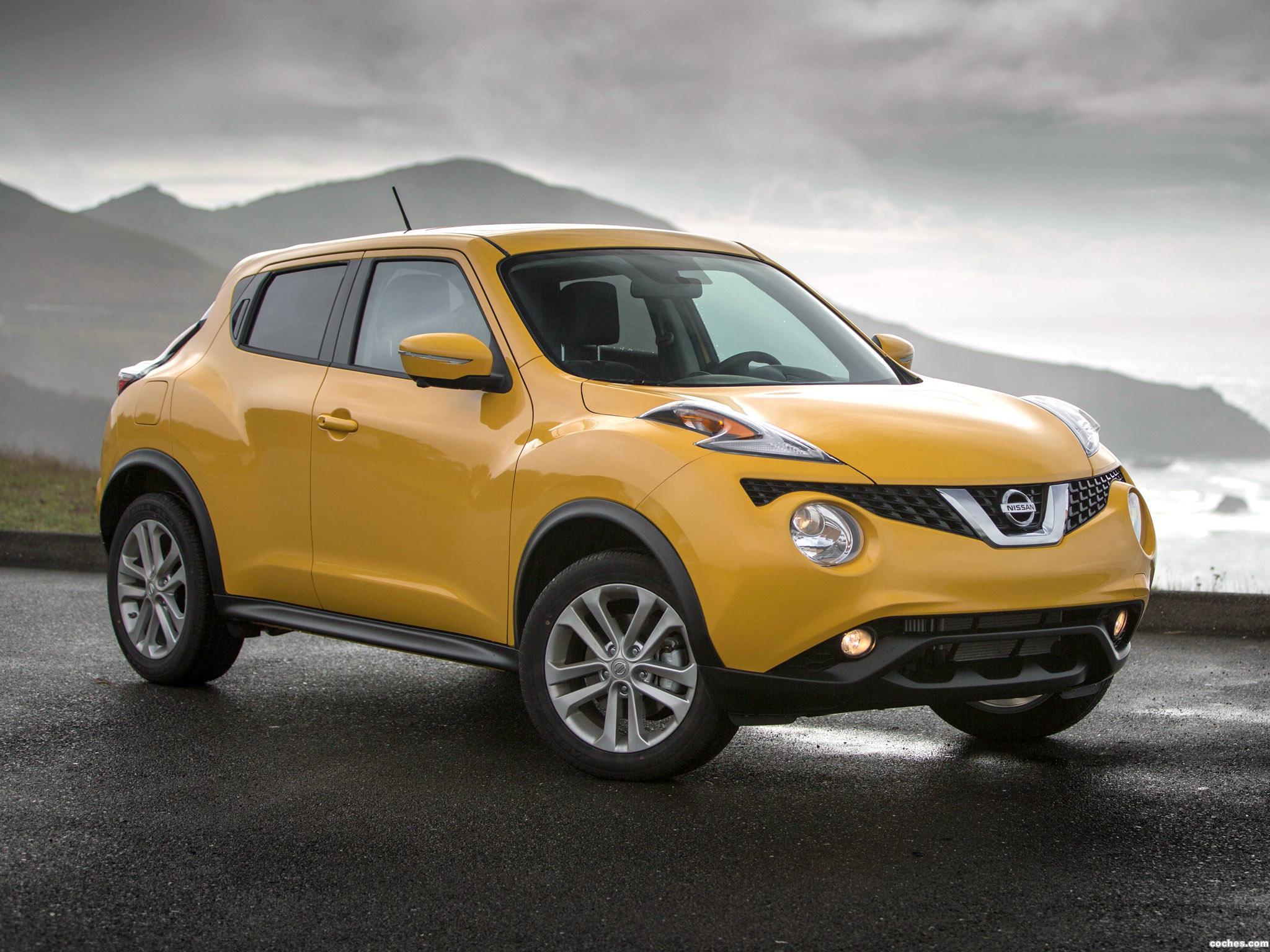 Foto 8 de Nissan Juke YF15 USA 2014