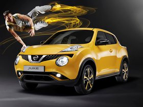 Ver foto 1 de Nissan Juke 2014