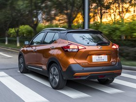 Ver foto 10 de Nissan Kicks China 2017
