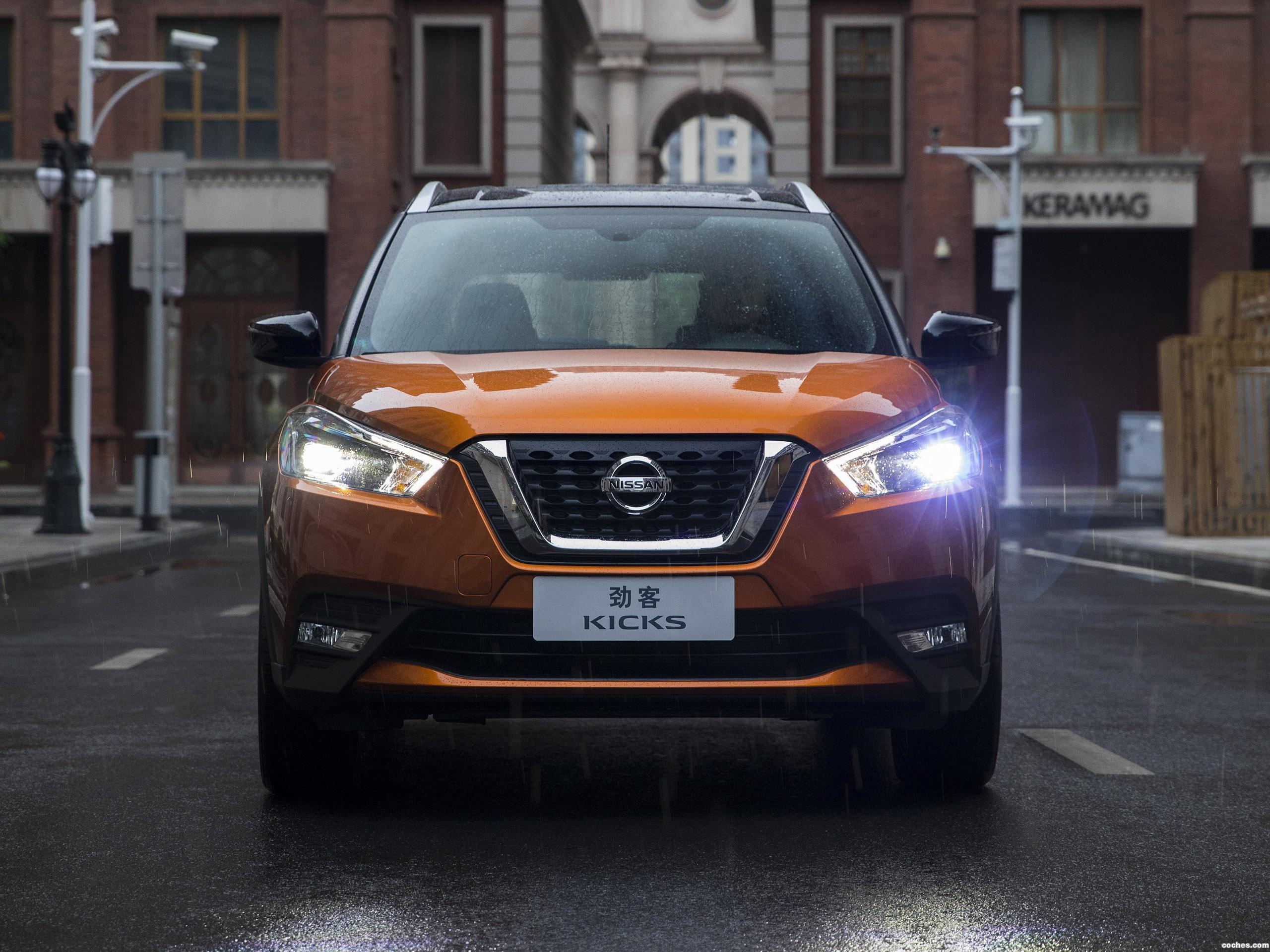 Foto 5 de Nissan Kicks China 2017