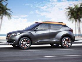 Ver foto 25 de Nissan Kicks Concept 2014