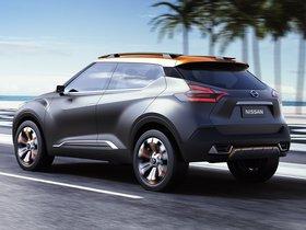 Ver foto 14 de Nissan Kicks Concept 2014