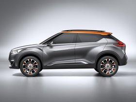 Ver foto 12 de Nissan Kicks Concept 2014
