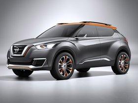 Ver foto 11 de Nissan Kicks Concept 2014