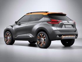 Ver foto 10 de Nissan Kicks Concept 2014