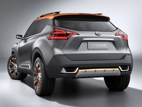 Ver foto 9 de Nissan Kicks Concept 2014