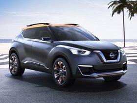 Ver foto 8 de Nissan Kicks Concept 2014