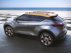 Ver foto 7 de Nissan Kicks Concept 2014