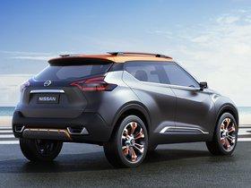 Ver foto 5 de Nissan Kicks Concept 2014