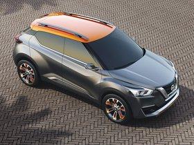 Ver foto 4 de Nissan Kicks Concept 2014