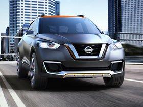 Ver foto 2 de Nissan Kicks Concept 2014