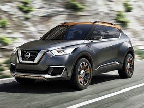 Ver foto 1 de Nissan Kicks Concept 2014