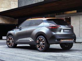 Ver foto 22 de Nissan Kicks Concept 2014