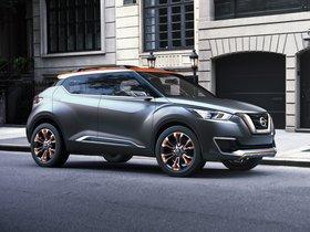 Ver foto 21 de Nissan Kicks Concept 2014