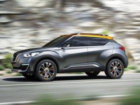 Ver foto 19 de Nissan Kicks Concept 2014