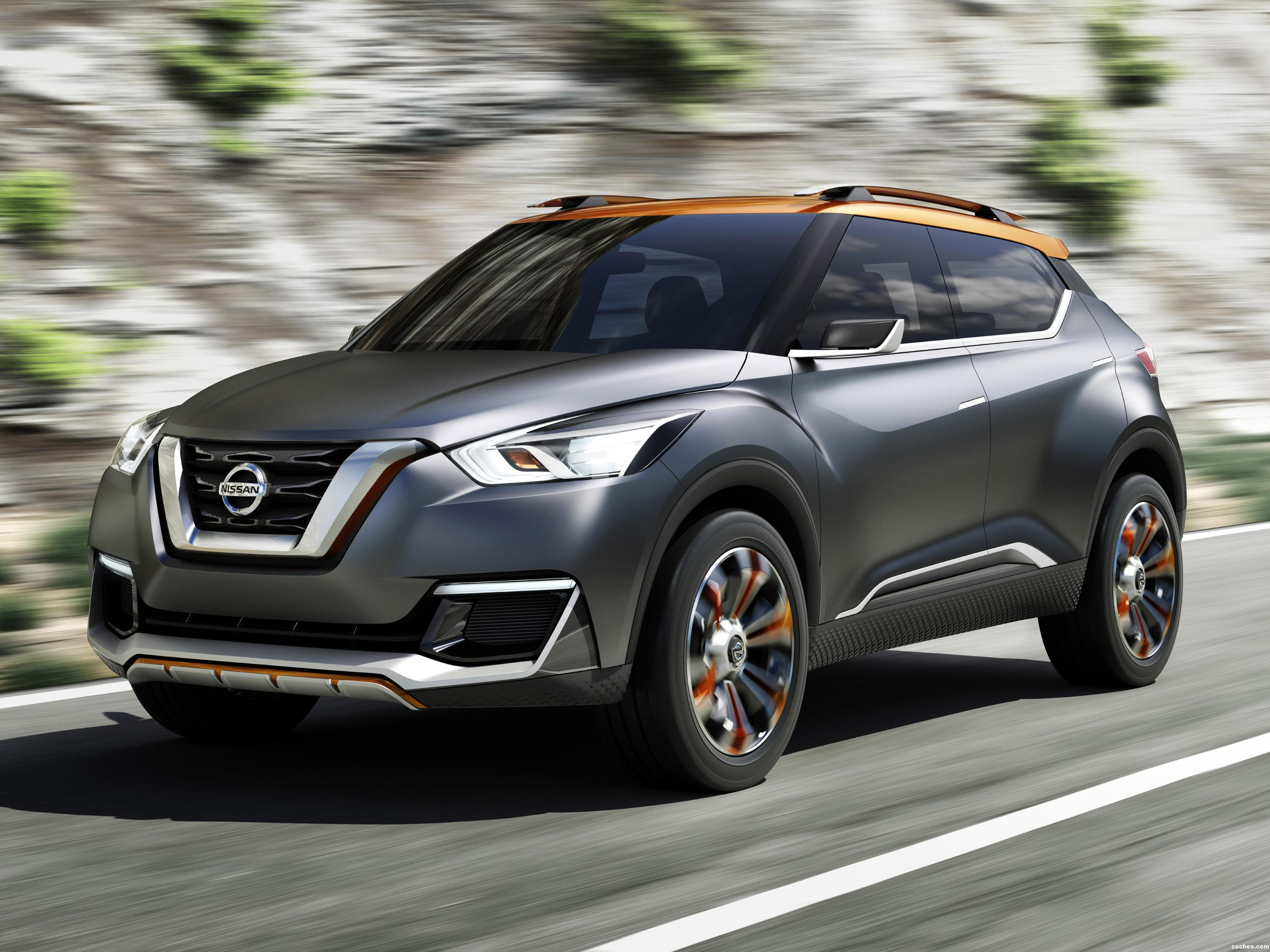 Foto 0 de Nissan Kicks Concept 2014
