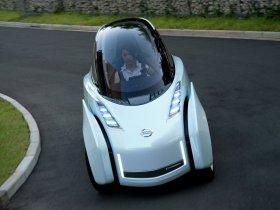 Ver foto 14 de Nissan Land Glider Concept 2009