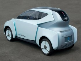 Ver foto 13 de Nissan Land Glider Concept 2009