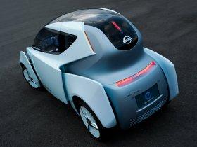 Ver foto 12 de Nissan Land Glider Concept 2009