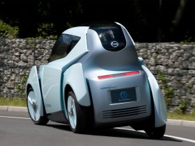 Ver foto 11 de Nissan Land Glider Concept 2009
