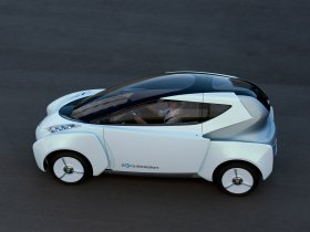 Ver foto 10 de Nissan Land Glider Concept 2009