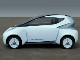 Ver foto 9 de Nissan Land Glider Concept 2009
