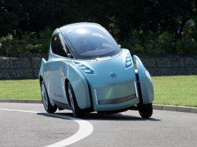 Ver foto 5 de Nissan Land Glider Concept 2009
