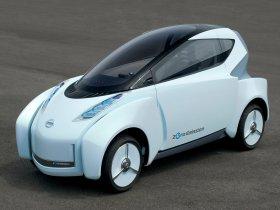 Ver foto 4 de Nissan Land Glider Concept 2009