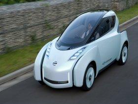 Ver foto 3 de Nissan Land Glider Concept 2009