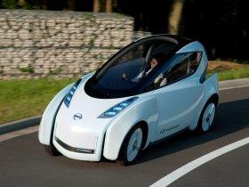 Ver foto 1 de Nissan Land Glider Concept 2009