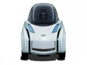 Ver foto 20 de Nissan Land Glider Concept 2009
