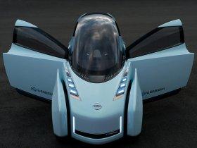 Ver foto 16 de Nissan Land Glider Concept 2009