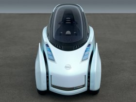 Ver foto 15 de Nissan Land Glider Concept 2009