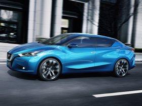 Ver foto 15 de Nissan Lannia Concept 2014