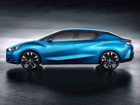 Ver foto 6 de Nissan Lannia Concept 2014