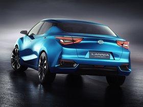 Ver foto 5 de Nissan Lannia Concept 2014