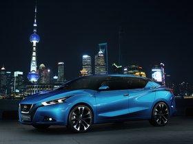 Ver foto 3 de Nissan Lannia Concept 2014